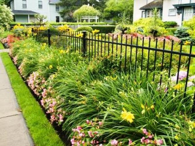 Płoty i ogrodzenia do ogrodu