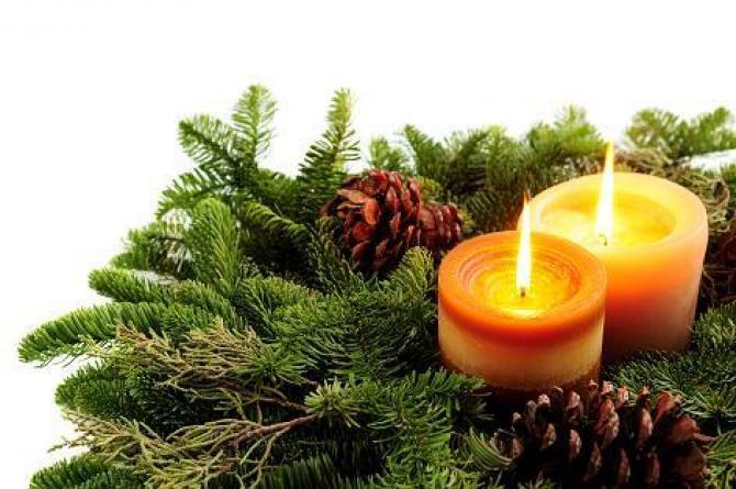 Stroik świąteczny - jak w prosty sposób zrobić stroik świąteczny