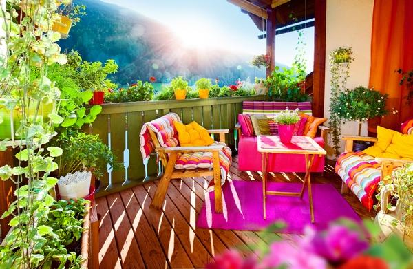 Balkon- estetyka i użyteczność