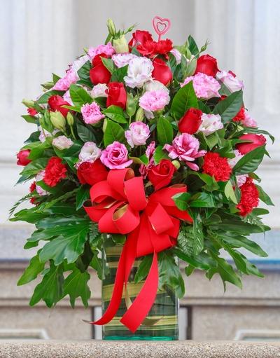 Bukiety kwiatowe - galeria