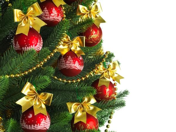 Drzewko świąteczne – ciekawy duet