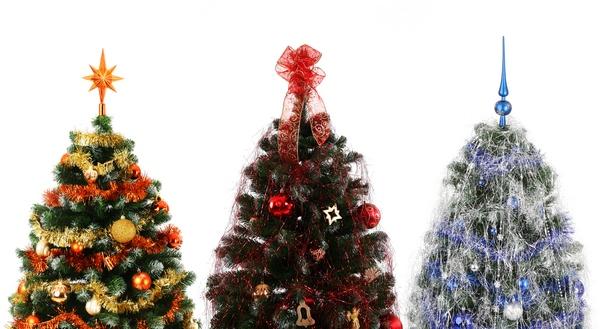 Drzewko świąteczne- szpic, gwiazda, a może kokarda ?