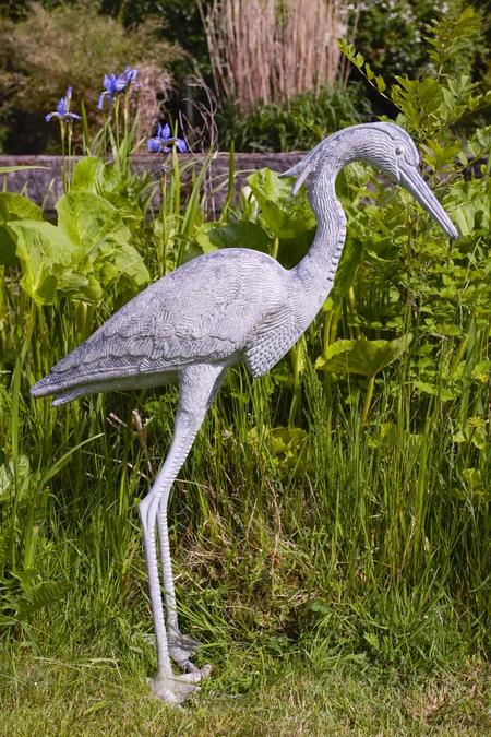 Metalowe ptak