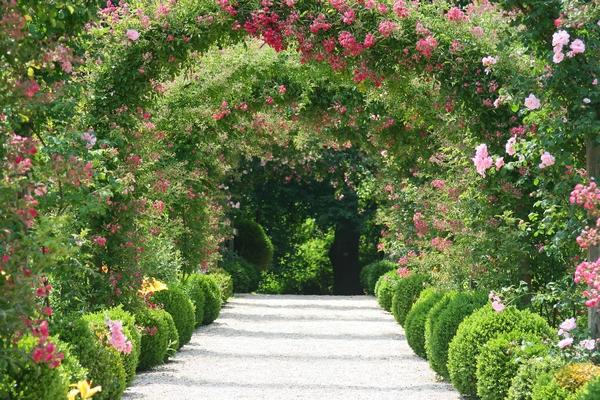 Pergole ogrodowe