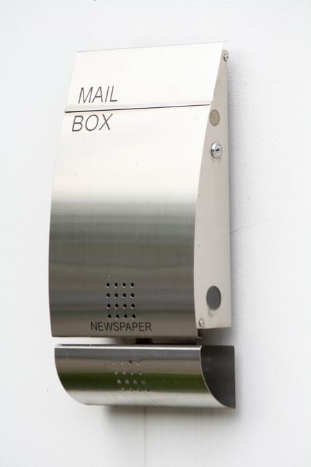Skrzynka pocztowa- propozycja dziesiąta