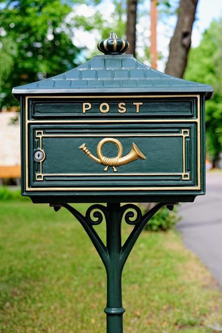 Skrzynka pocztowa – propozycja siódma