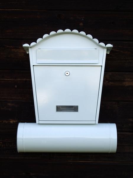 Skrzynka pocztowa -  propozycja ósma