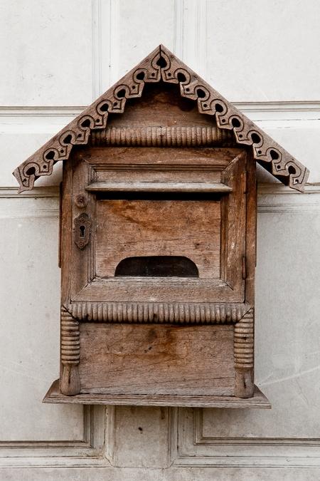 Skrzynka pocztowa – propozycja trzecia