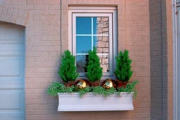 Balkonowy ogród.
