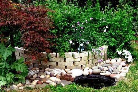 Ogród ziołowy - czyli zioła w ogrodzie