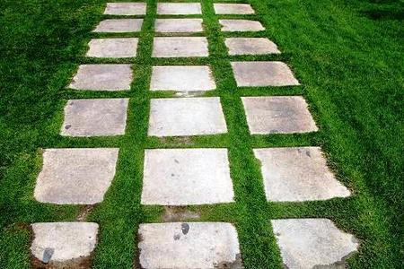 Ścieżki i dróżki w ogrodzie