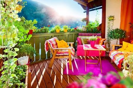 Balkon - zdjęcia i inspiracje
