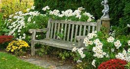 Piękne ogrody z charakterem