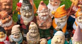 Figury i rzeźby w ogrodzie