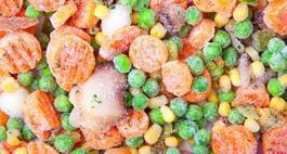 Mrożonki z warzyw