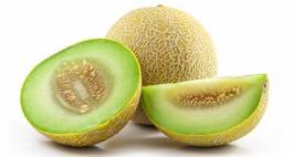 Melon - galia, miodowy i zielony