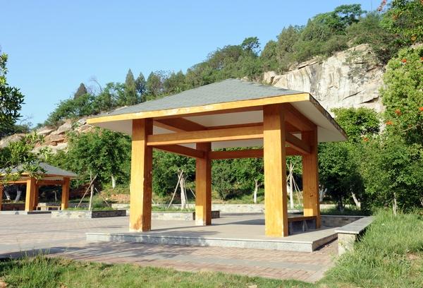Pergola drewniana