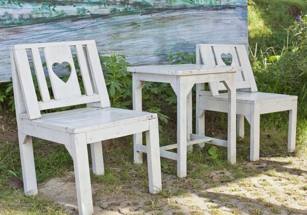Stoliki ogrodowe