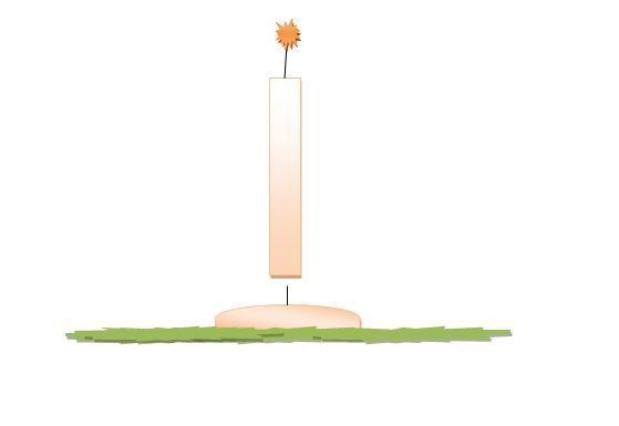 Jak zrobić prosty stroik świateczny3