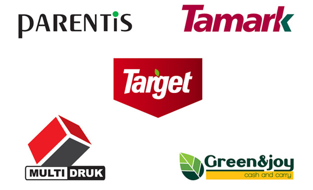 Produkty Logotypy