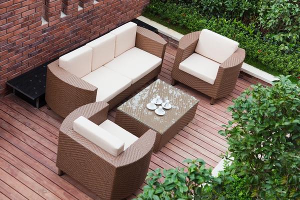 Gartenmobel Kettler Tiffany : Podest w ogrodzie
