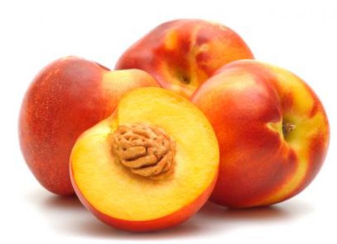 Drzewa owocowe  nektarynki