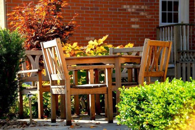Mały ogród - jak powiększyć wizualnie ogród