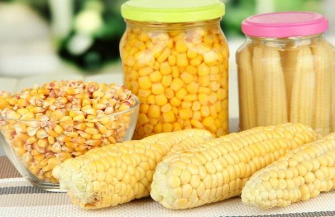 Kukurydza  wartości odżywcze,  właściwości i kalorie