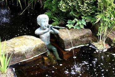 Woda w ogrodzie – życie w ogrodzie