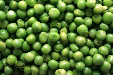Zielony groszek