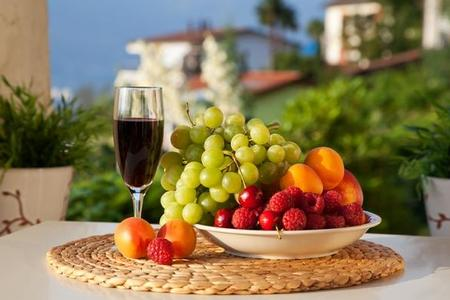 Wino z czereśni