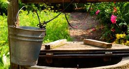Studnia ogrodowa