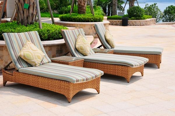 Poduszki ogrodowe